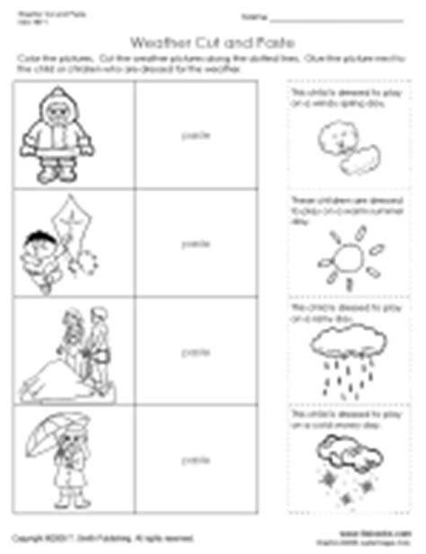 weather patterns worksheet pdf weather worksheet for kindergarten kindergarten reading