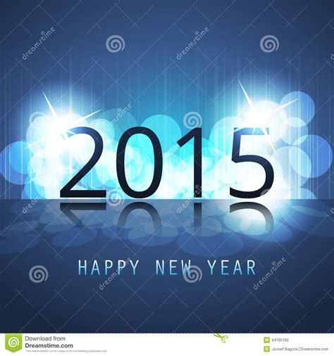 new year card template 2015 new year card cover or background template 2015 stock