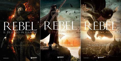 Alba Is A Rebel by Rebel La Nuova Alba Alwyn Hamilton