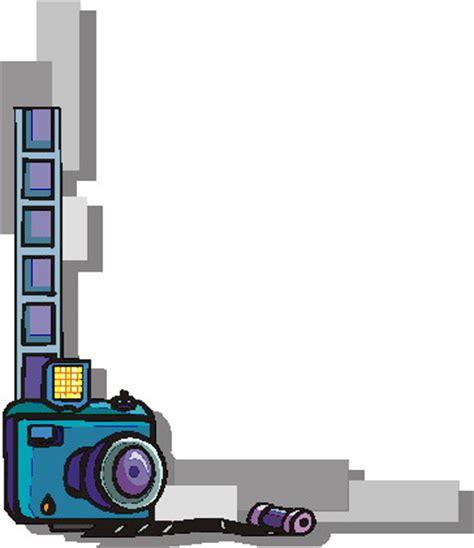 camera wallpaper border cameras clip art