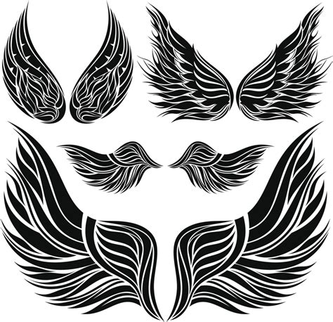 wings tattoo design aquarius designs that are sure to enchant you