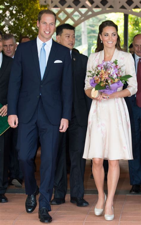 Royal Style Kate Middleton Tours Asia