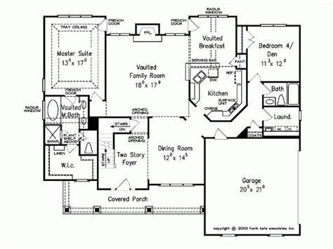 house plans with room eplans craftsman house plan formal dining room 2338