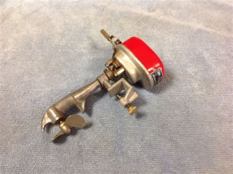 outboard boat motor price guide toy outboard boat motor imp made in occupied japan