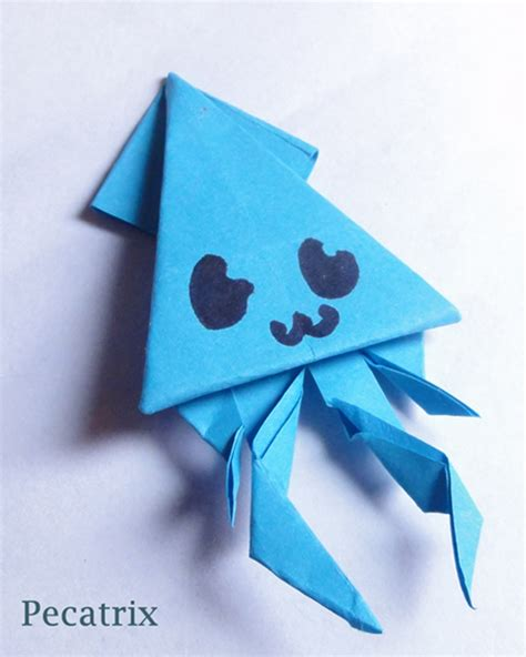 Post It Origami - you won t believe the origami creations these artists
