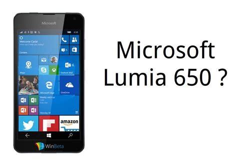 Microsoft Lumia Wp 10 Bild Zeigt Angeblich Microsofts Lumia 650 Soll 2016 Erscheinen