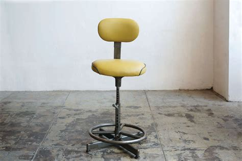 vintage cramer drafting stool vintage drafting stool by cramer circa 1940 s at 1stdibs
