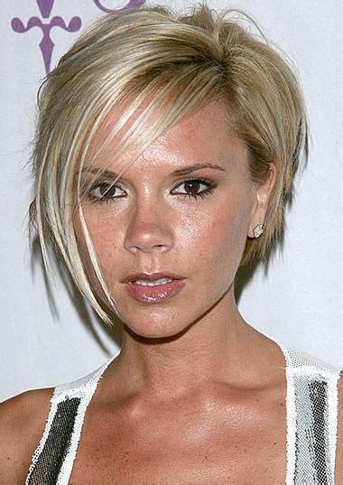 how to cut your hair like a victoria secret model victoria beckham asymmetrical bob haircuts hairstyles