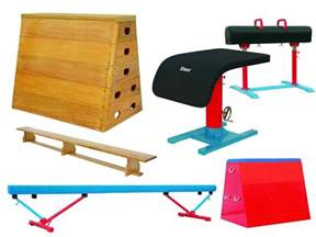 home equipment for how to get the right gymnastics equipment for you