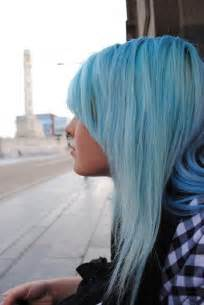 light blue hair color light blue hair hair colors ideas