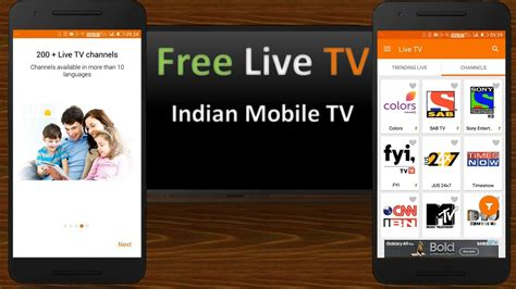 mobile live tv indian channels free live tv for mobile how to indian live tv