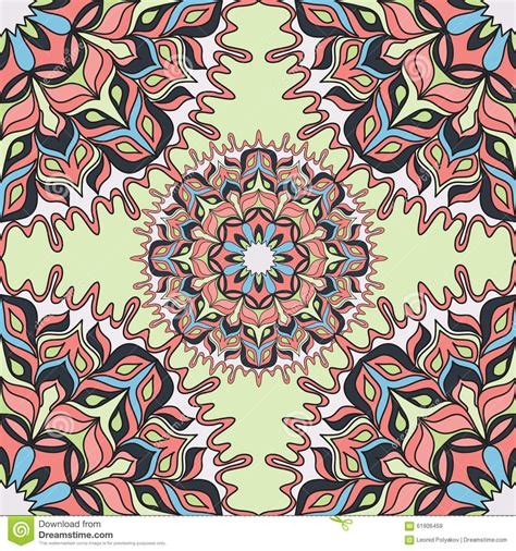 royalty free vector ornamental with 343155995 stock ornament beautiful pattern with mandala vector