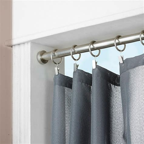 Tension Rod Curtains Great Curtain Tension Rod Lustwithalaugh Design Curtain Tension Rod