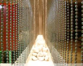 Beaded Chain Curtain Metal Ball Curtain Ball Chain Curtain Metal Beaded Curtain