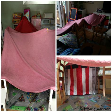 How To Build A Den In Your Bedroom by Indoor Den Building In 5 Easy Steps The Reading Residence