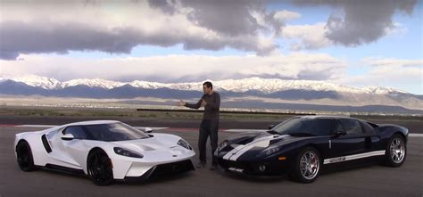 american supercar 2017 ford gt vs 2005 ford gt is an american supercar