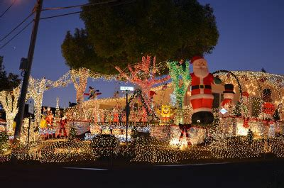 life in the 21st century christmas lights vallejo