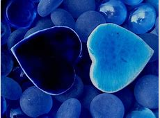 Blue Hearts Wallpaper - WallpaperSafari Blue Heart Background Wallpaper