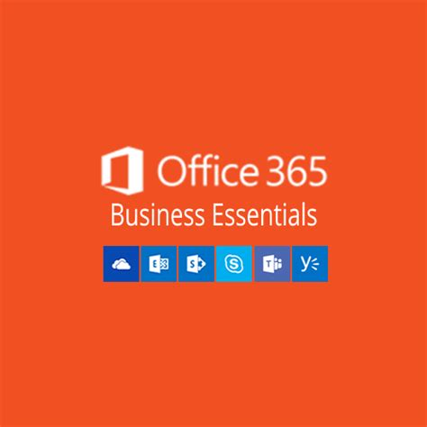 Business Essentials office 365 business essentials advant consultancy
