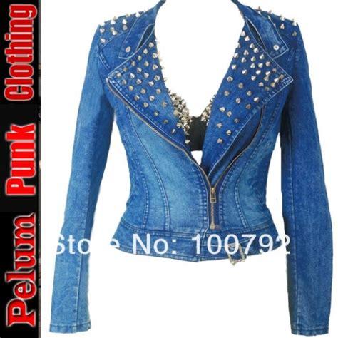 Tas Ladys Studed jackets vests