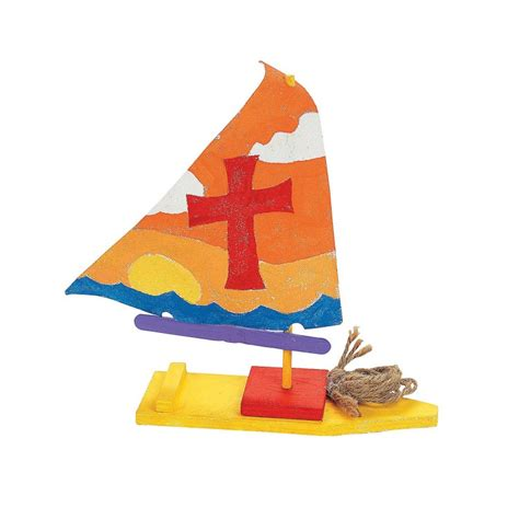 diy boat kits diy wooden sail boat craft kit oshc craft kits