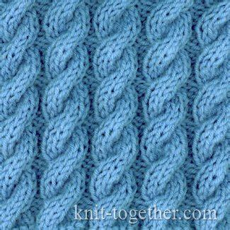 cable back knitting knit together classic cable and rib patterns knitting