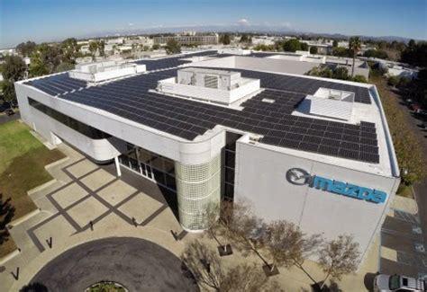 mazda mitsubishi center solar energy news solar news solar products march 2014