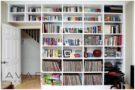 wall to wall bookcases ƹӝʒ bespoke bookcase ideas gallery 5 north london uk