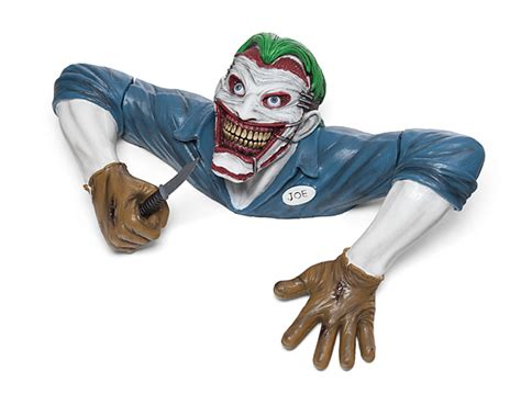 Joker Decorations by Scare Your Friends Into Fits Of Laughter With This Joker