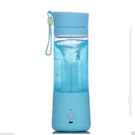 Blender Usb new usb electric fruit juicer smoothie maker blender rechargeable mini portable ebay