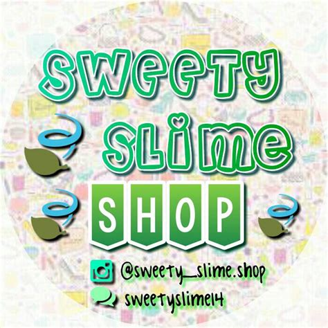 Lem Povinal Squishy By Slime Salad sweety slime shop home
