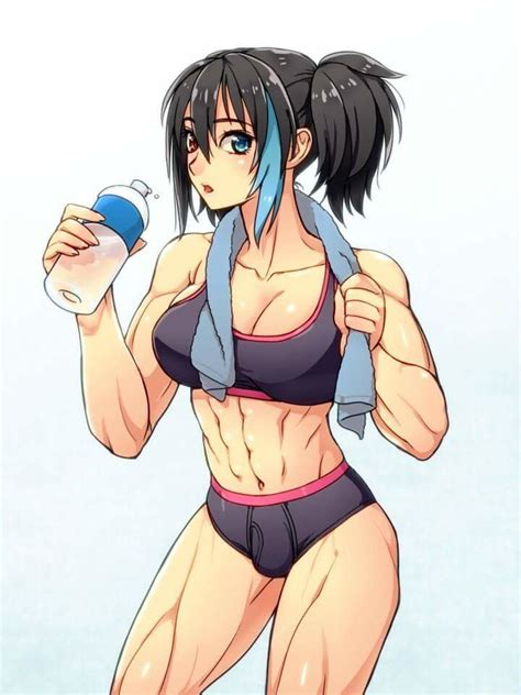 futa on go and get fit this year anime tribes