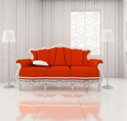 Wohnzimmer Mit Rotem Sofa 2383 by Rotes Sofa Ins Innendesign Einbeziehen Inspirierende