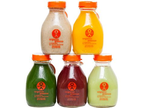 Organic Avenue Juice Detox by Comparing Juice Cleanses Organic Avenue Serious Eats