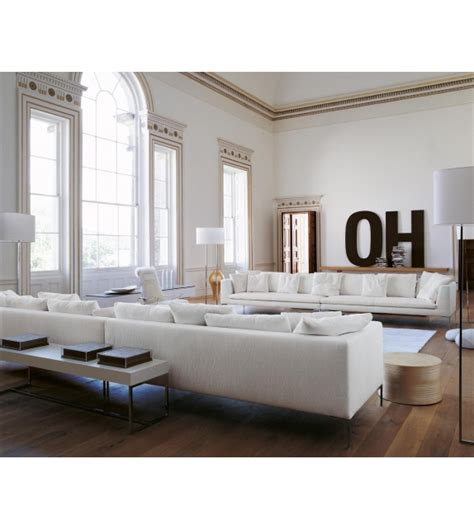 charles large sofa charles large sofa b b italia milia shop
