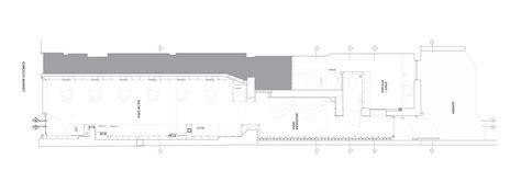 Gallery Floor Plan Gallery Of The Klinik Hair Salon Block Architecture 12
