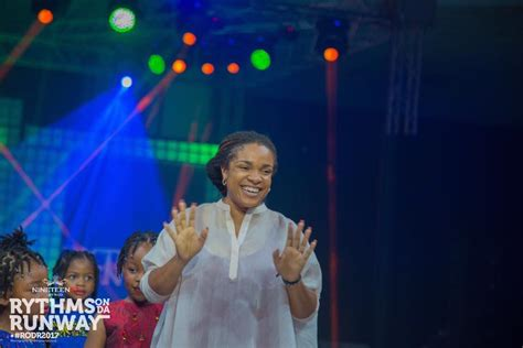Ophelia Fancy Catwalk Pictures by Photos Fashion Heads Gather In Accra For Rhythms