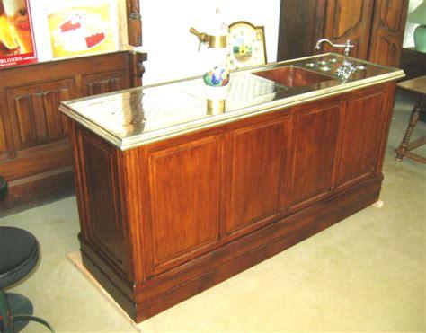 vente comptoir bar ancien fabrication et restauration de meubles