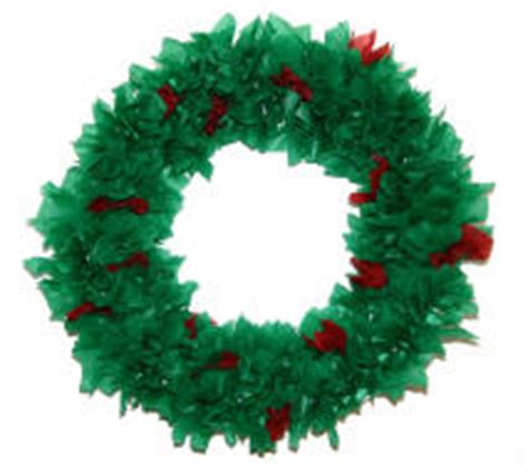 dltk christmas decoration wreath crafts