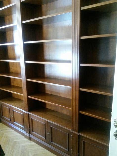 librerie per studio libreria per studio libreria in legno legnoeoltre
