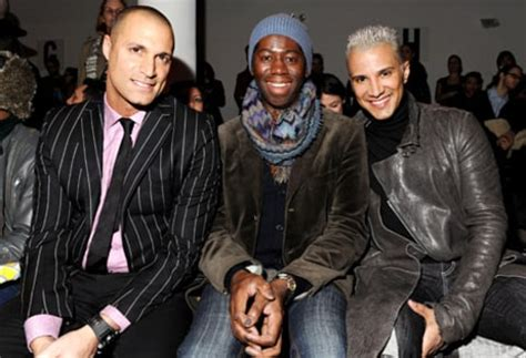 Nole Marin And Manuel At The Mmvas by Banks Fires America S Next Top Model S Nigel Barker