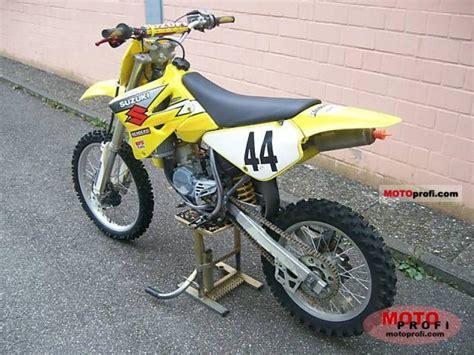2003 Suzuki Rm85 2003 Suzuki Rm 85 Moto Zombdrive
