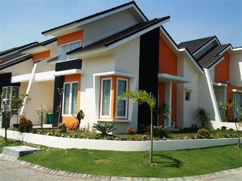 Desain Rumah Hook Sederhana | ツ 20 desain rumah hook sudut minimalis 1 2 lantai modern