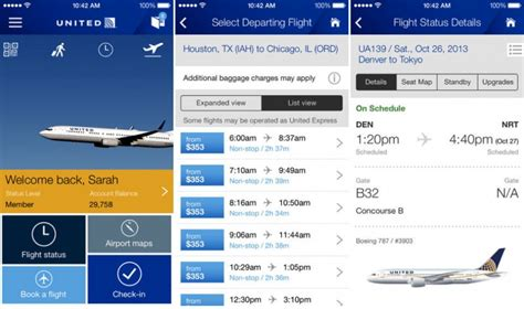 united airlines booking united airlines launches redesigned ios app with travel