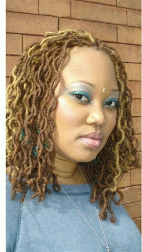 loc extensions natural hairstyles natural hair styles