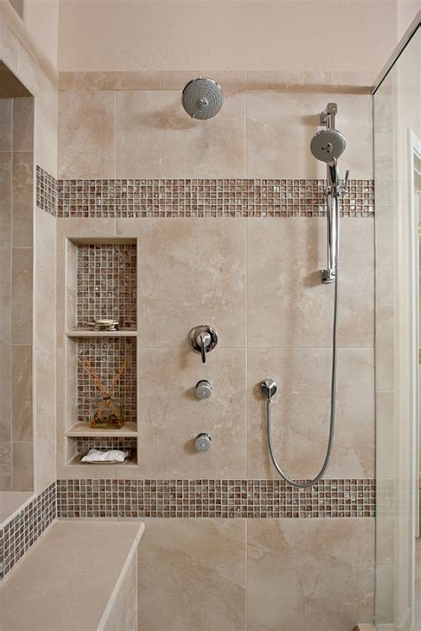 niche in bathroom shower niche ideas bathroom contemporary with bench in