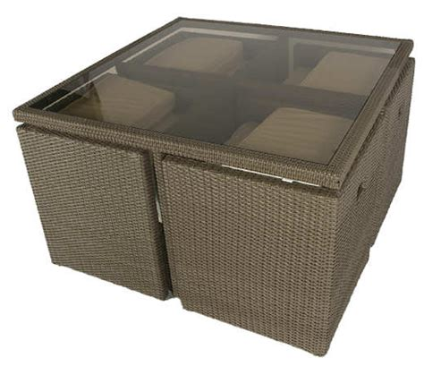 cube rattan garden furniture patio furniture