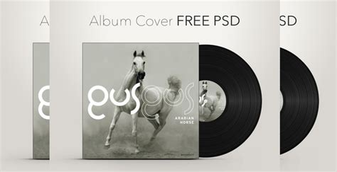 free album cover template cd cover template 51 free psd eps word format