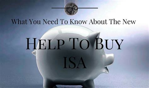 Hints You Need To Now by What You Need To About The New Help To Buy Isa