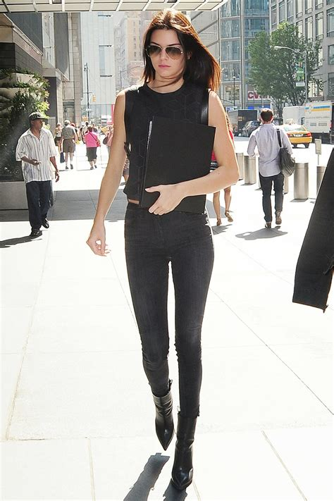 Heels Black Wedges Black El Verne viernes de inspiraci 243 n pantalones negros a la 2015 la